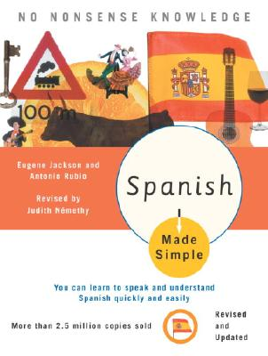 Spanish Made Simple: Revised and Updated Cover Image
