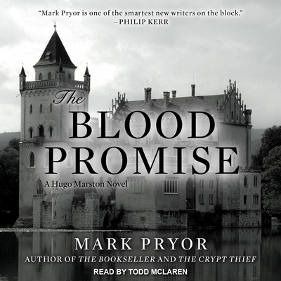 The Blood Promise: A Hugo Marston Novel Cover Image