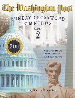 The Washington Post Sunday Crossword Omnibus, Volume 2 Cover