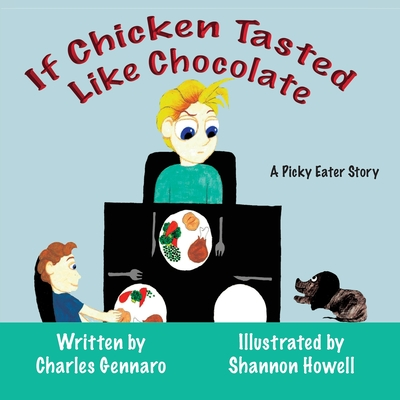 If Chicken Tasted Like Chocolate Cover Image