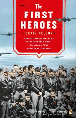 Cover for The First Heroes