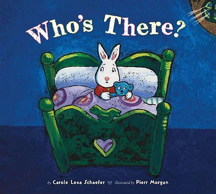 Who's There? Cover