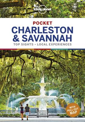 Lonely Planet Pocket Charleston & Savannah Cover Image