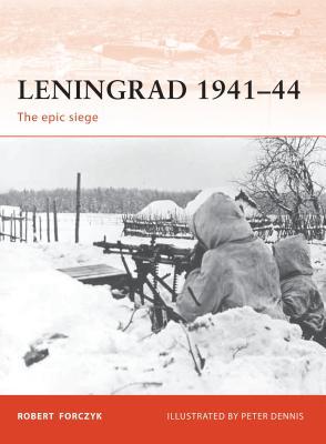 Leningrad 1941-44 Cover