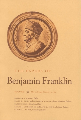 Cover for The Papers of Benjamin Franklin, Vol. 35
