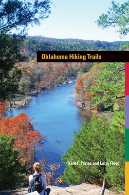 Oklahoma Hiking Trails Cover Image