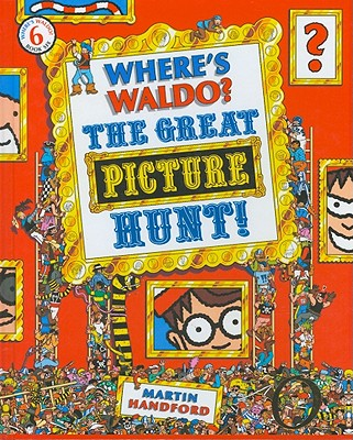 Where's Waldo? the Great Picture Hunt! (Where's Waldo? (Pb) #6) Cover Image