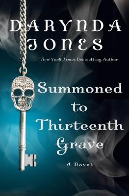 Summoned to Thirteenth Grave: A Novel (Charley Davidson Series #13) Cover Image