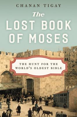 The Lost Book of Moses Cover