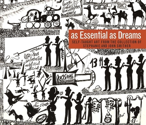 Cover for As Essential as Dreams