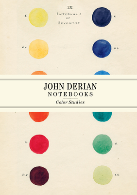 John Derian Paper Goods: Color Studies Notebooks Cover Image