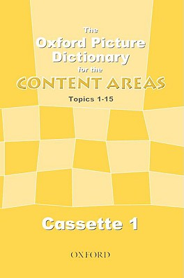 The Oxford Picture Dictionary for the Content Areas Cassettes Cover Image