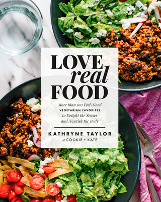 Love Real Food Cover
