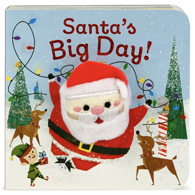 Santa's Big Day Cover Image