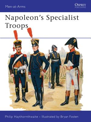Napoleon's Specialist Troops Cover