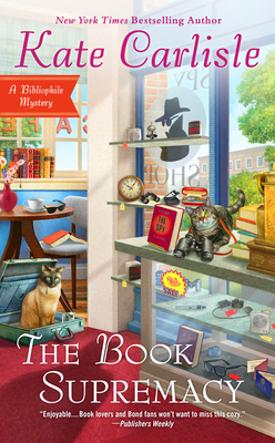 The Book Supremacy (Bibliophile Mystery #13) Cover Image