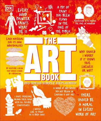 The Art Book (Big Ideas) Cover Image