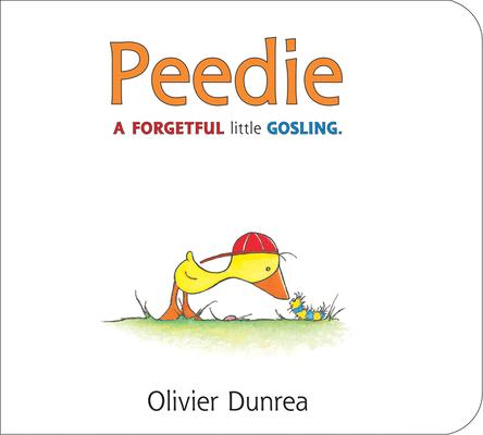 Peedie padded board book (Gossie & Friends) Cover Image