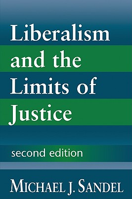 Liberalism and the Limits of Justice Cover