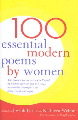 100 Essential Modern Poems by Women Cover