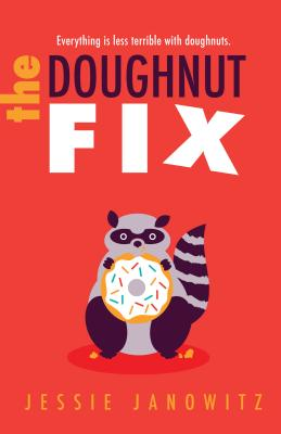 The Doughnut Fix Cover Image