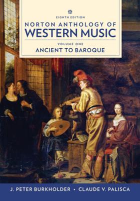Norton Anthology of Western Music Cover Image