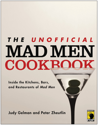 The Unofficial Mad Men Cookbook Cover