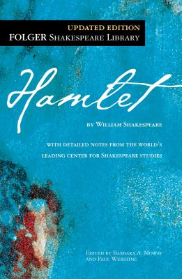 The Tragedy of Hamlet Cover