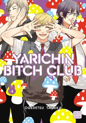Yarichin Bitch Club, Vol. 4 Cover Image