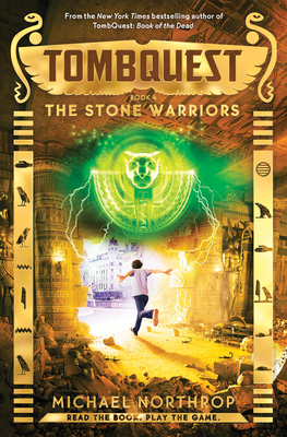 The Stone Warriors (Tombquest, Book 4) Cover