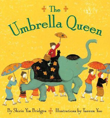 The Umbrella Queen Cover Image