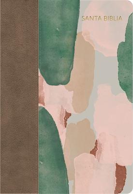 Cover for NVI Biblia Letra Grande Tamaño Manual multicolor, símil piel