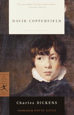 David Copperfield (Modern Library Classics) Cover Image