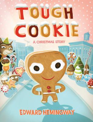 Tough Cookie: A Christmas Story Cover Image