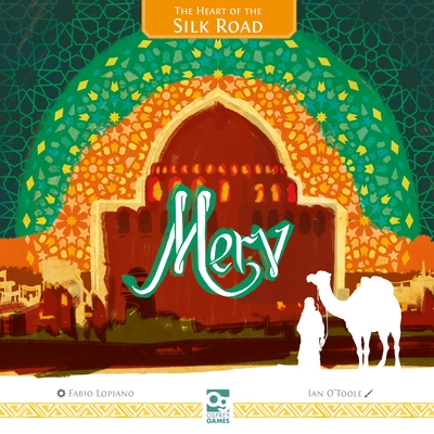 Merv: The Heart of the Silk Road Cover Image