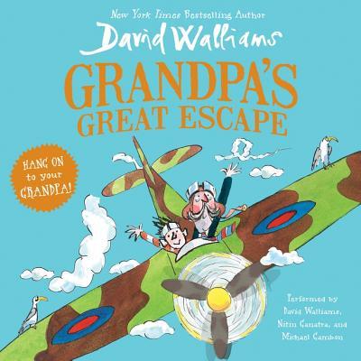 Grandpa's Great Escape Lib/E Cover Image