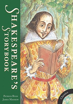 Cover for Shakespeare's Storybook