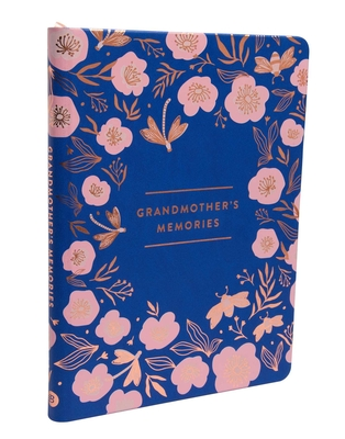 Grandmother's Memories: A Keepsake Journal Cover Image