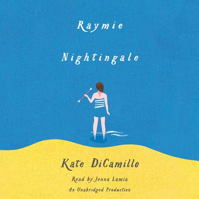 Cover for Raymie Nightingale
