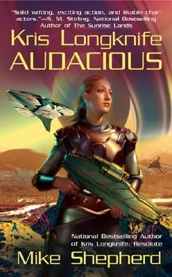 Kris Longknife: Audacious Cover Image