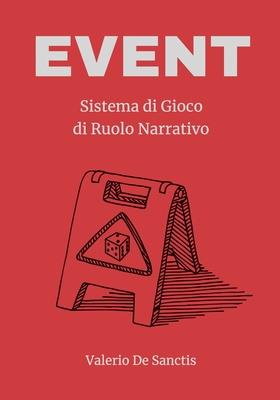 Event: Sistema di Gioco di Ruolo Narrativo Cover Image
