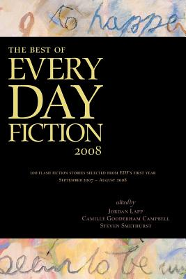 The Best of Every Day Fiction 2008 Cover