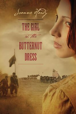 The Girl in the Butternut Dress Cover