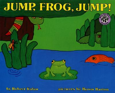 Jump, Frog, Jump! Cover Image