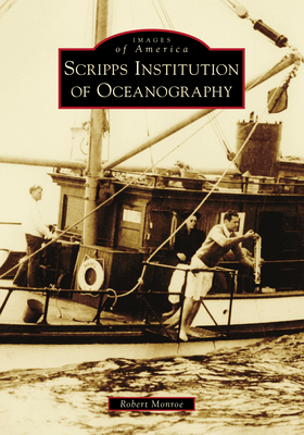 Scripps Institution of Oceanography (Images of America) Cover Image