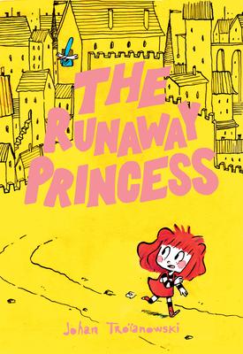 The Runaway Princess Cover Image