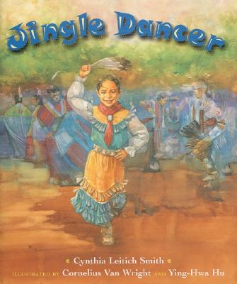 Jingle Dancer Cover Image