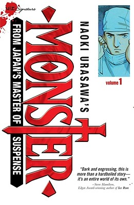 Naoki Urasawa's Monster, Vol. 1 Cover