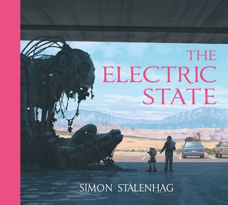 The Electric State Cover Image