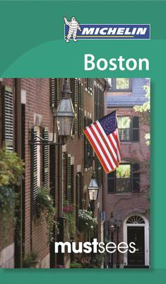 Michelin Must Sees Boston Cover